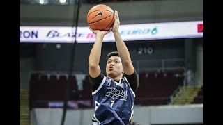 All-around guard Alejandro aims to be like Cabagnot, Fonacier