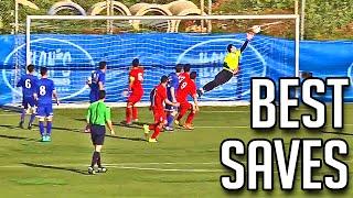 TOP 5 - Best Goalkeeper Saves I WEEK #81 2016