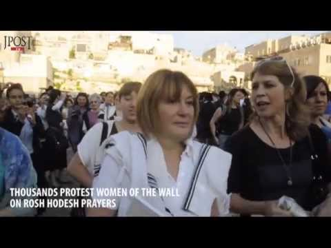 Xxx Mp4 JPostTV Thousands Of Haredim Protest Women Of The Wall Prayers At Kotel 3gp Sex