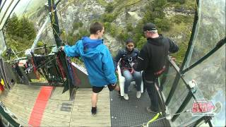 Canyon Swing Chair Queenstown New Zealand