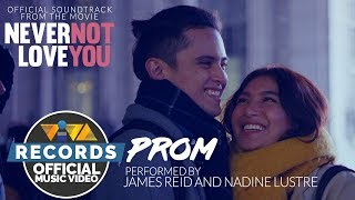 James Reid & Nadine Lustre - Prom | From the movie