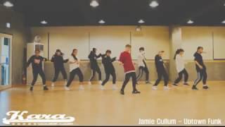 Jamie cullum - Uptown Funk / MOMENT choreography