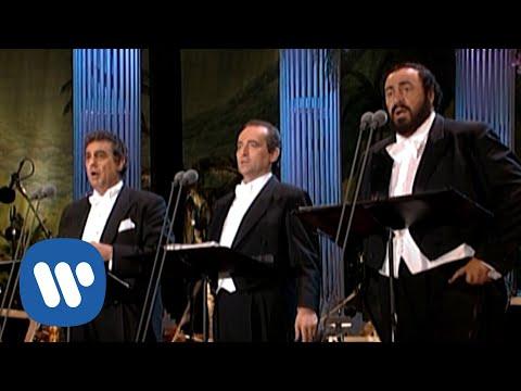 The Three Tenors in Concert 1994 Brindisi Libiamo ne lieti calici from La Traviata