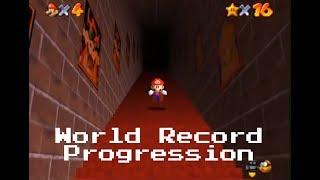 World Record Progression: Super Mario 64 any%