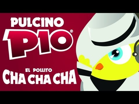 PULCINO PIO El pollito cha cha cha Official video karaoke