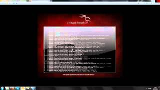 Comment installer BackTrack 5 r3 sur Windows FR] [HD]  YouTube