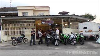 Ribena Bikers break fast (iftar) at BJ4 Kona, Gombak