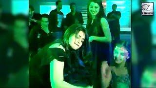 Divyanka Tripathi's CRAZY DANCE On