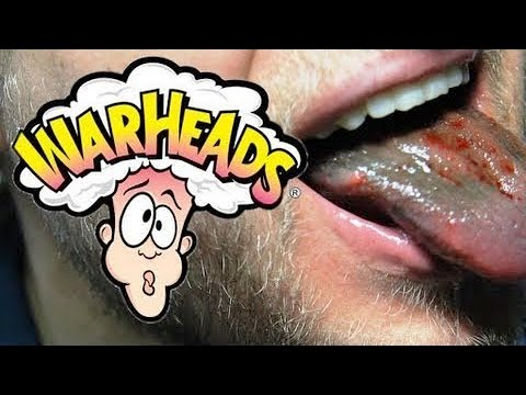 150 Warheads Challenge Completed WARNING Blood and Pain Ahead Furious Pete