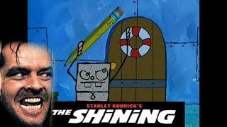 Horror Movies Portrayed By Spongebob