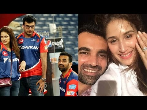 Xxx Mp4 IPL 2017 Zaheer Khan Engages With Bollywood Actress Sagarika Ghatge 3gp Sex