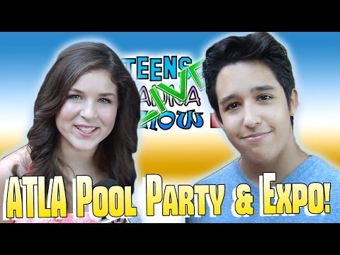 Teens Wanna Know - ATLA Pool Party & Expo With To Be One