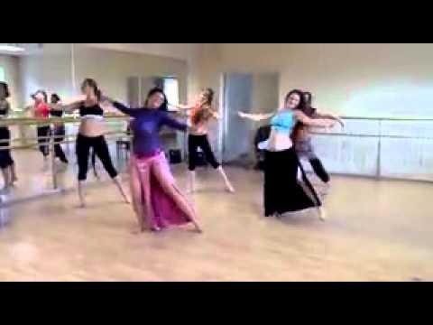 Choreo by Raqia Hassan Saharani . Sherine song Katar Kheri.