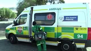 Take a look at the inner workings of emergency medical services
