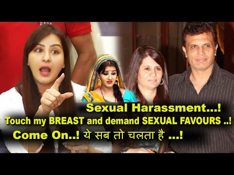 Xxx Mp4 OMG Shilpa Shinde Files Sexual Harassment Case Against Bhabhi Ji Ghar Par Hai Producer S Husband 3gp Sex