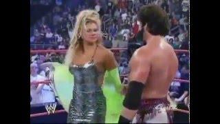 (720pHD): WWE Raw 03.01.04: Miss Jackie & Stacy Keibler