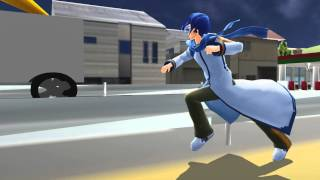 Kaito sees a... [MMD]