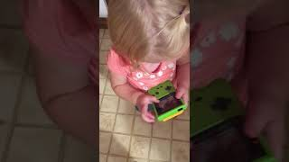 Trying to play Game Boy