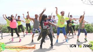 Asesina - Warm up (Latin Pop, Zumba® Fitness Choreography) ZIN 66 @How2Zumba