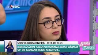 Op. Dr. Sadullah Karun - Beyaz TV Sağlık Zamanı 20.05.2017