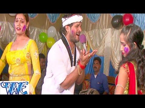 भउजी को दूध नाही होता है - Aai Na Lagali   Khesari Lal Yadav   Bhojpuri Holi Song 2016