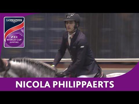 Nicola Philippaerts - Winner - NAL - Longines FEI World Cup™ Jumping - Toronto - Canadian Open