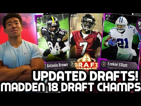 Xxx Mp4 UPDATED DRAFT CHAMPS SOUPED UP DRAFTS MADDEN 18 DRAFT CHAMPIONS 3gp Sex