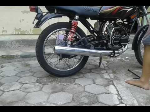 Knalpot Standart Racing Rx Sries Temi Racing Muffler Yogyakarta