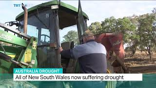 GMS: BREAKING NEWS- ALL OF NEW SOUTH WALES, AUSTRALIA SUFFERING DROUGHT