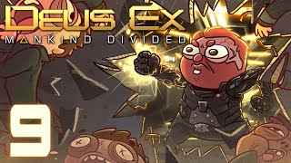 Deus Ex: Mankind Divided [Part 9] - Day Rave 2: Electric Boogaloo