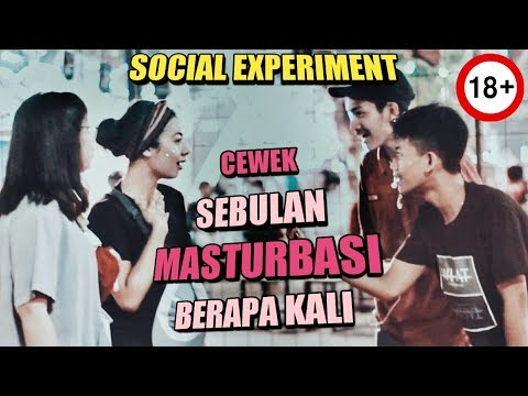Xxx Mp4 CEWEK SEBULAN MASTURBASI BERAPA KALI Social Experiment 3gp Sex
