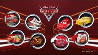 "Cars #3 ""New TV Spot"" (New toys) 2017."