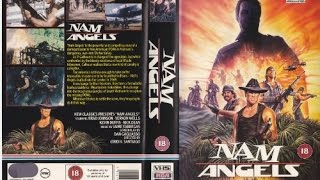 My Thoughts: Nam Angels (1989), American Dragons (1998) & Neon City (1991)