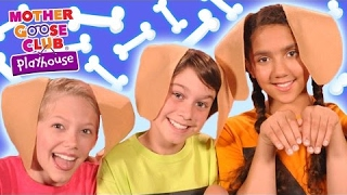 Bingo | Costume Song and Dance Party | Mother Goose Club Playhouse Kids Video