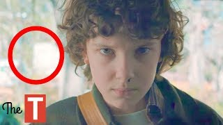 Hidden Messages In The Stranger Things Season 2 Trailer You Might Have Missed
