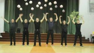 Dance of YMCA (Skuodas version)