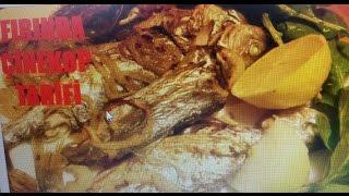 Fırında Çinekop Tarifi / Ev Yemekleri / Balık Nasıl Pişirilir ?