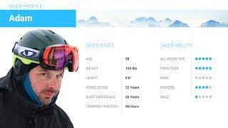 Adam's Review-Atomic Vantage 100 CTI Skis 2018-Skis.com