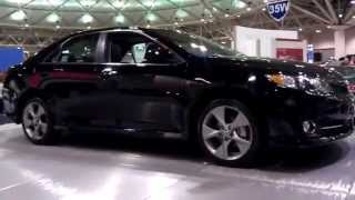 Naw Toyota Camry 2013 a completely new