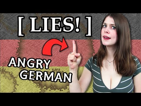Xxx Mp4 5 LIES About The German Language That MAKE ME ANGRY 3gp Sex