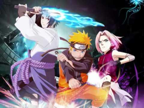 Naruto Sakura y Sasuke Ella y yo