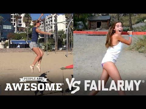 FailArmy Presents People Are Awesome Wins vs. Fails 2