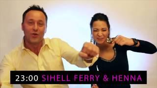 HAHÓT FALUNAP 2015 - augusztus 15. (szombat) - ÉDER GABEE - SIHELL FERRY & HENNA videó promó