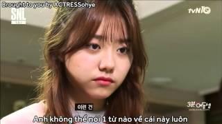 [ACTRESSohye] [VIETSUB] SNL Korea - Em gái 3 Phút (Sohye CUT)