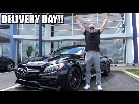 Xxx Mp4 FINALLY Taking Delivery Of My Mercedes AMG C63s 3gp Sex
