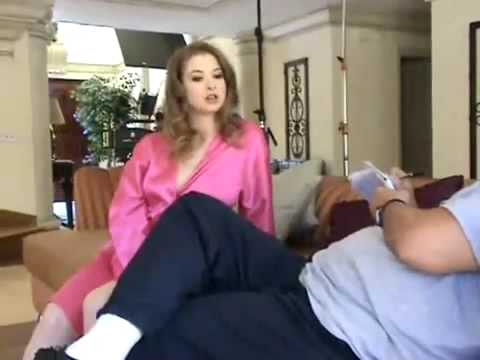 Hot Adult Superstar Sunny Lane Interviewed On Set June 12, 2007!