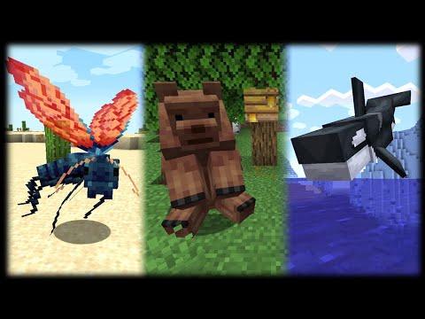 Alex s Mobs Minecraft Mod Showcase 1.16.5