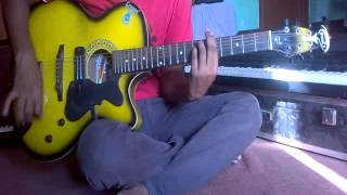 Bolte Bolte Cholte Cholte guitar chords, strumming pattern lesson