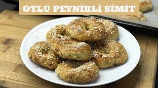 Otlu Peynirli Simit Tarifi - Naciye Kesici - Yemek Tarifleri