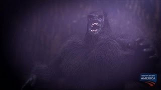 Is This Monster a Yahoo/Grassman Hybrid Beast?   Mountain Monsters